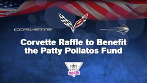 Corvette Raffle to Benefit The Patty Pollatos Fund